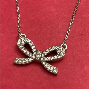 Brighton   Ribbon Necklace with adjustable length